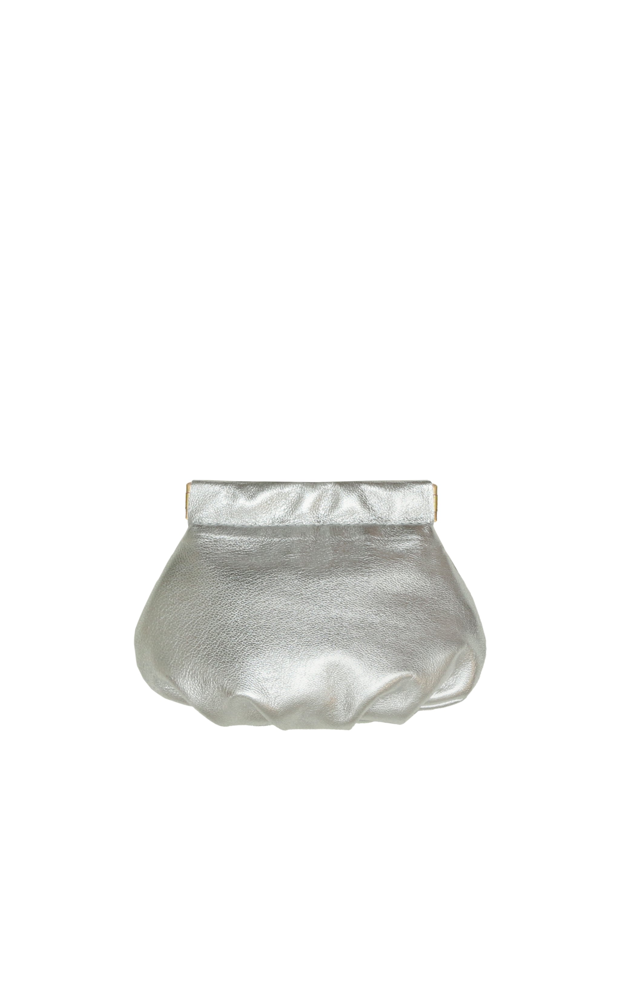 Pillow Pouch - Soft Silver