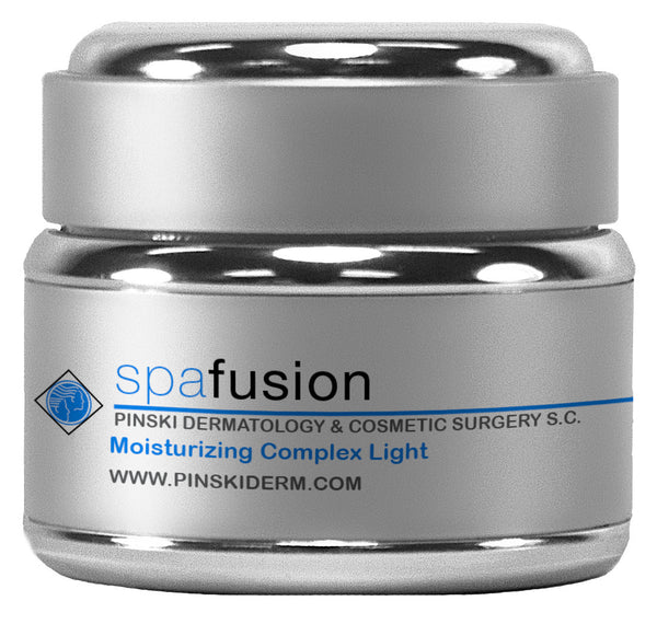 Spafusion Moisturizing Complex Light