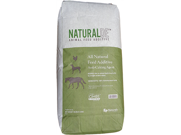 Food Grade Diatomaceous Earth 50 pounds (22.7kg)