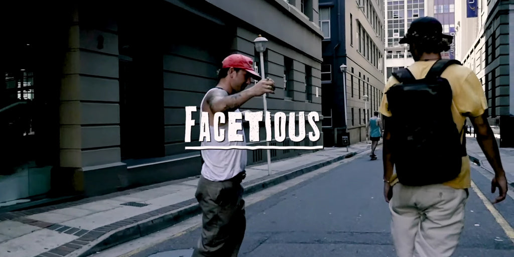 Vans South Africa Presents: FACETIOUS