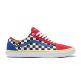 Vans - Old Skool Pro Brighton Zeuner (Red/Checker/Blue)