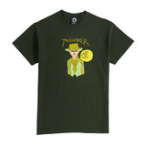 Thrasher - Gonz Cash Tee (Forest Green)