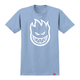 Spitfire  - Bighead Tee (Powder Blue/White)