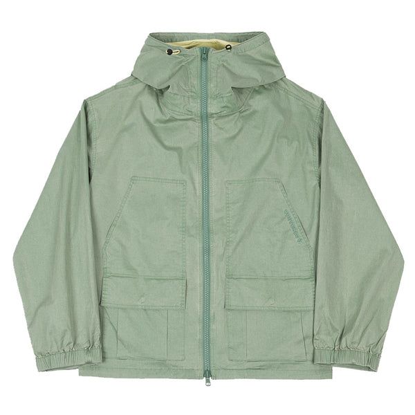 Converse - Double Pocket Coated Jacket (Ocean Stone)