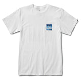 Vans - AVE Chrome Tee (White)