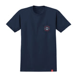 Spitfire - Bighead Classic Pocket Tee (Navy/Red)