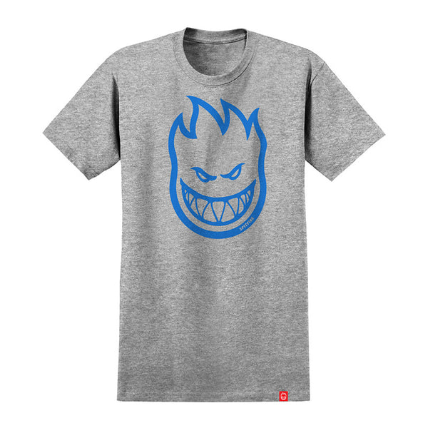 Spitfire - Bighead Youth Tee (Athletic Heather/Blue)