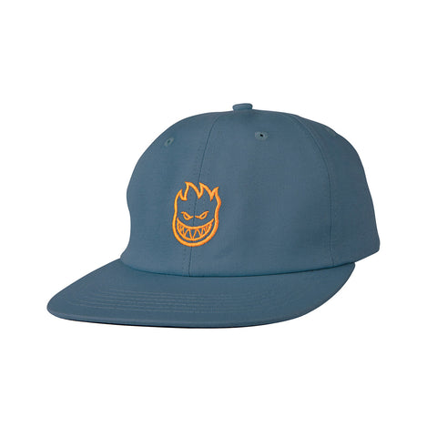 Spitfire - Lil Bighead Strapback (Blue/Orange)