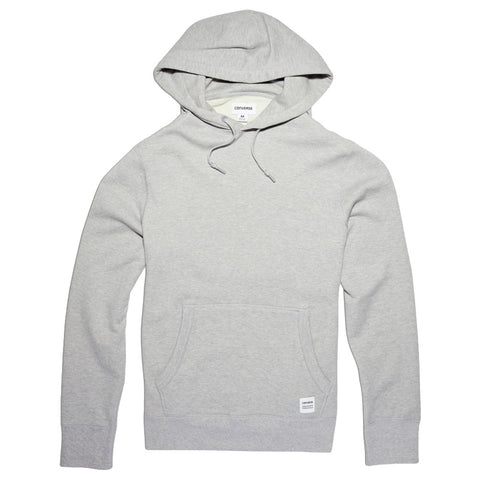 Converse - Essentials Pullover Hood (Light Grey)
