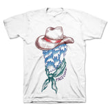 Face Ooze - Cowboy Ooze Tee (White)