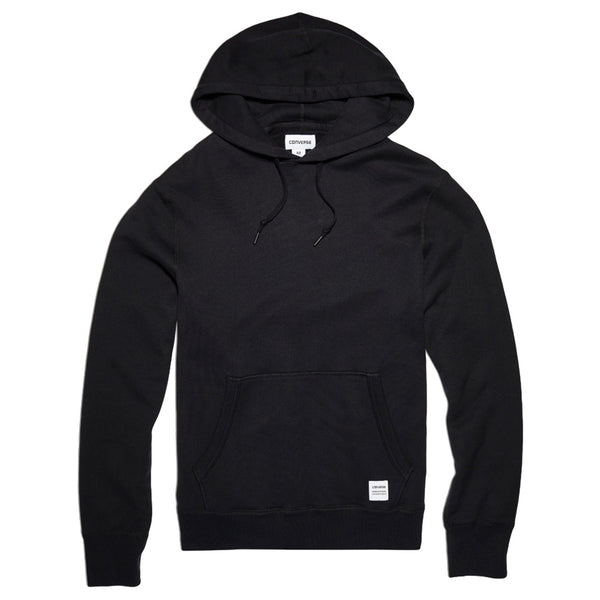 Converse - Essentials Pullover Hood (Black)