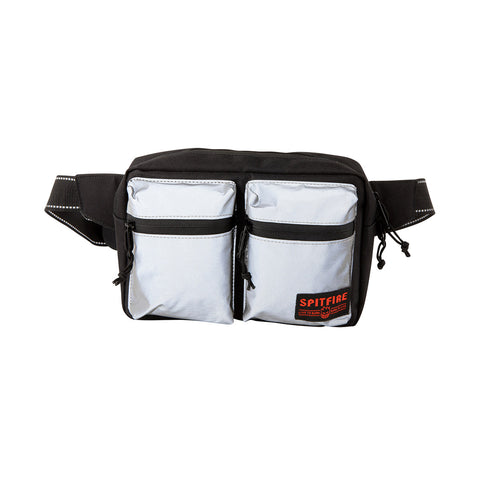 Spitfire - LTB Crossbody Bag (Black/Reflective)