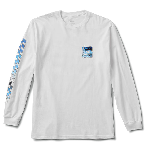 Vans - AVE Chrome LS Tee (White)