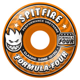Spitfire - F4 Agent Orange 99D Classic Wheel (Orange/Yellow)