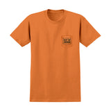 Anti Hero - Out Of Order Reserve Pocket Tee (Orange/Black)