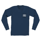 Anti Hero - Reserve Pocket LS Tee (Navy/White)
