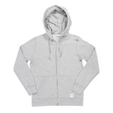 Converse - Essentials Zip Up Hood (Grey)