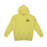 Anti Hero - Block Hero Embroidered LT Hood (Yellow/Black)