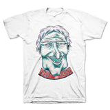 Face Ooze - GrassFace Tee (White)