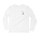 Baseline - LSD Outline LS Tee (White)