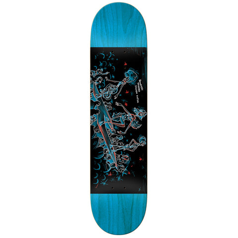 Krooked - Gonz Fashion Victim Deck