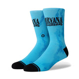 Stance - Nirvana Nevermind Crew Sock (Blue)