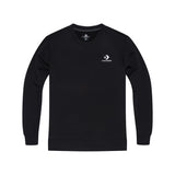 Converse - Star Chevron Embroidered Crew (Black)