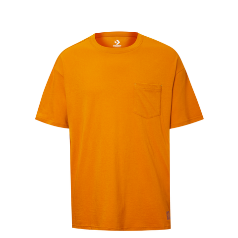 Converse - Renew Pocket Tee (Saffron Yellow)