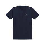 Anti Hero - Lil Pigeon Tee (Navy)