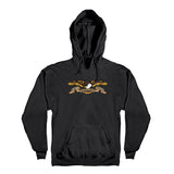 Anti Hero - Classic Eagle Hood (Black)
