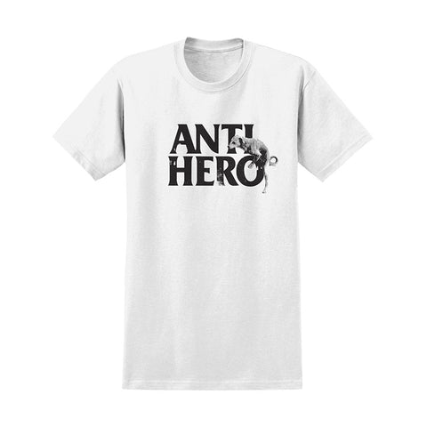 Anti Hero - Dog Hump Tee (White/Black)