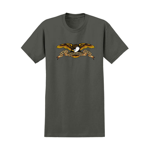 Anti Hero - Eagle Tee (Tar)