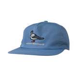 Anti Hero - Lil Pigeon Snapback (Light Blue)