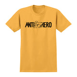 Anti Hero - Face Punch Tee (Gold/Black)