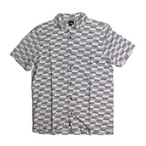 Vans - x Baker Speed Check Camp Woven Shirt (Black/White)