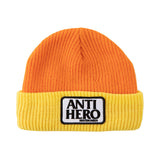 Anti Hero - Reserve Patch Beanie (Yellow/Orange)