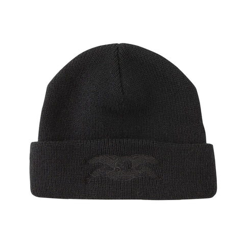 Anti Hero - Basic Eagle Cuff Beanie (Black)