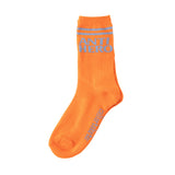 Anti Hero - Block Hero If Found Sock (Orange)