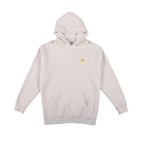 Krooked - OG Bird Embroidered Hood (Bone/Yellow)