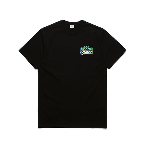 Civilist - Computer Castle Tee (Black)