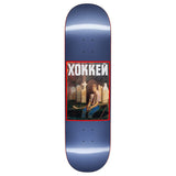 Hockey - Nik Stain Deck (Metallic Blue)