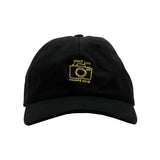 The Quiet Life - Camera Dad Hat (Black)