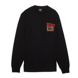 Hockey - Nail LS Tee (Black)