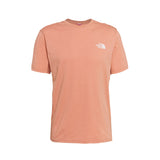 The North Face - Simple Dome Tee (Pink Clay)