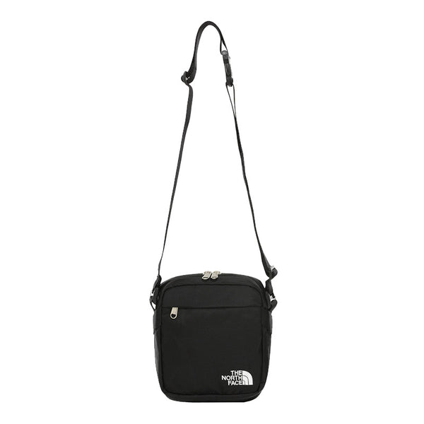 The  North Face - Convertible Shoulder Bag (Black/White)