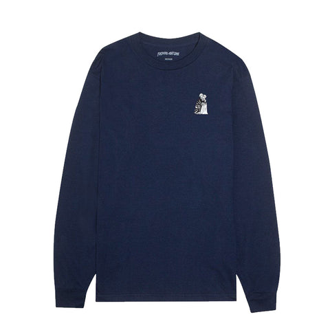 Fucking Awesome - FA Marys LS Tee (Navy)