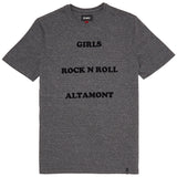 Altamont - Girls Invented Tee (Grey/Heather)