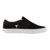 Fallen - The Easy Slip On (Black/White)