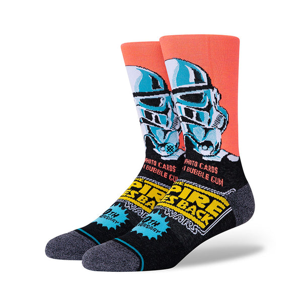 Stance - Trooper 40th Anniversary Crew Sock (Pink)