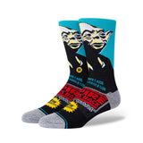 Stance - Yoda 40th Anniversary Crew Sock (Blue)